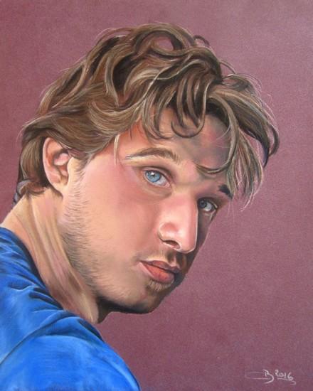 Portrait de mon ami Karl